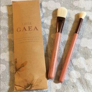 Luxie Gaea brushes